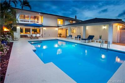 Single Family Home For Sale: 7911 Makaaoa Place