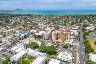 Kailua Condo/Townhouse In Escrow Showing: 14 Aulike Street #PH-4