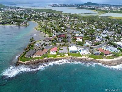 Kailua Single Family Home For Sale: 606 Kaimalino Place