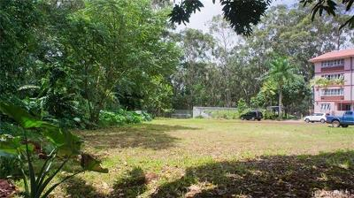 Honolulu County Residential Lots & Land For Sale: 529 Pine Street