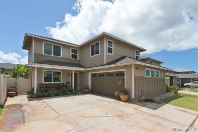 Kapolei Single Family Home For Sale: 91-1389 Kekahili Street