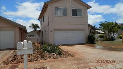 Ewa Beach Single Family Home In Escrow Showing: 91-1501 Kaaimalu Place