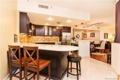 Honolulu County Condo/Townhouse For Sale: 725 Kapiolani Boulevard #1213