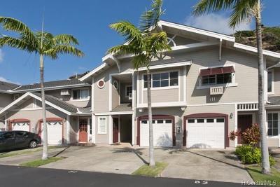 Honolulu County Condo/Townhouse In Escrow Showing: 7110 Hawaii Kai Drive #49