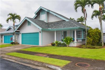 Mililani Single Family Home For Sale: 95-502 Mahuli Street