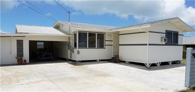 Kaneohe Single Family Home In Escrow Showing: 45-079 Waikalua Road #E