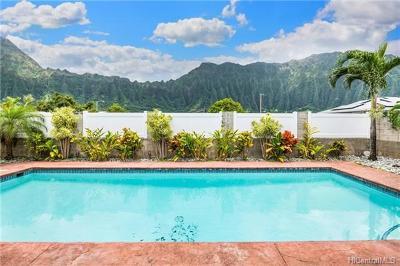 Kaneohe Single Family Home For Sale: 45-585 Apuakea Street