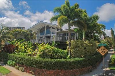 Single Family Home For Sale: 1806 Kumakani Place