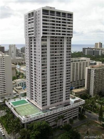 Honolulu Multi Family Home For Sale: 2240 Kuhio Avenue #26