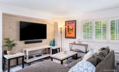 Honolulu County Condo/Townhouse For Sale: 7232 Hawaii Kai Drive #A