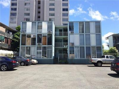 Multi Family Home For Sale: 1833 Anapuni Street