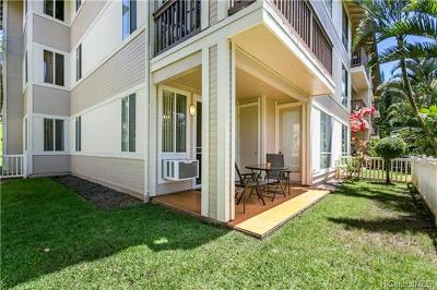 Mililani Condo/Townhouse In Escrow Showing: 95-956 Wikao Street #F104