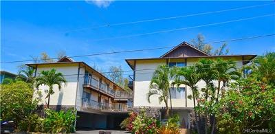 Waialua Condo/Townhouse For Sale: 68-077 Au Street #2D