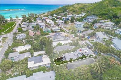 Kailua Single Family Home For Sale: 567 Kawailoa Road #E
