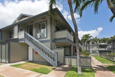 Ewa Beach Condo/Townhouse For Sale: 91-214 Hanapouli Circle #32U