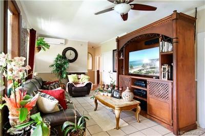 Kaneohe Single Family Home In Escrow Showing: 45-580 Keaahala Road #A