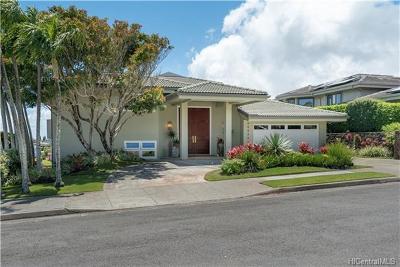 Single Family Home For Sale: 2262 Hikino Street