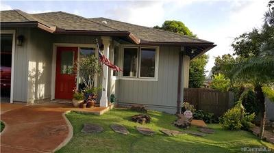 Single Family Home For Sale: 3553 Kilauea Avenue