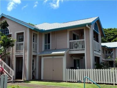 Waipahu Condo/Townhouse For Sale: 94-870 Lumiauau Street #D101