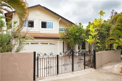 Kapolei Single Family Home For Sale: 92-5006 Limukele Street