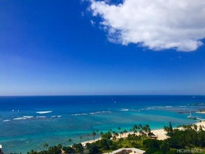 Honolulu County Condo/Townhouse For Sale: 223 Saratoga Road #3005