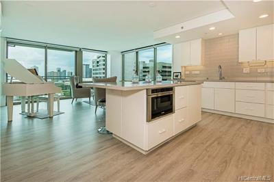 Honolulu County Condo/Townhouse For Sale: 1200 Queen Emma Street #1302