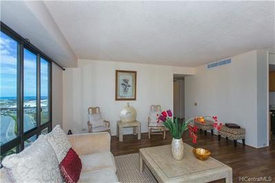 Honolulu Condo/Townhouse For Sale: 700 Richards Street #1106