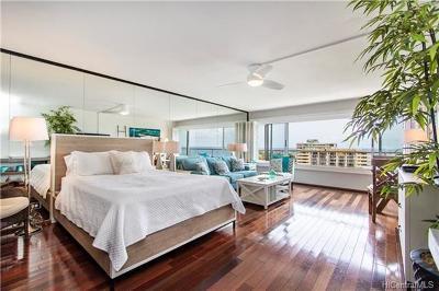 Honolulu Condo/Townhouse For Sale: 2895 Kalakaua Avenue #1508