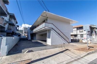 Multi Family Home For Sale: 2124 Date Street #A