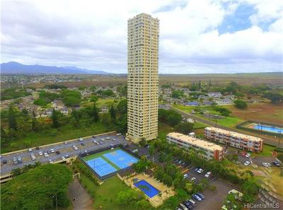 Pearl City Condo/Townhouse In Escrow Showing: 1060 Kamehameha Highway #3402B