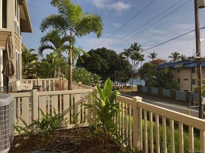 Kailua Condo/Townhouse For Sale: 75-5919 Alii Drive #EE3