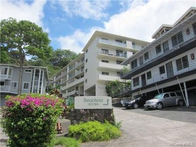 Honolulu Condo/Townhouse For Sale: 1002a Prospect Street #19
