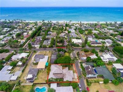 Kailua Single Family Home For Sale: 120 Omao Street