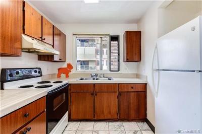 Aiea Condo/Townhouse For Sale: 98-626 Moanalua Loop #211