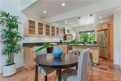 Kaneohe Condo/Townhouse In Escrow Showing: 46-359 Haiku Road #A7