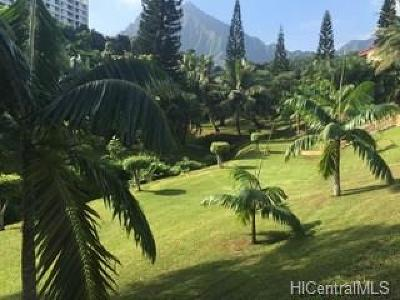 Honolulu County Condo/Townhouse For Sale: 46-078 Emepela Place #K107