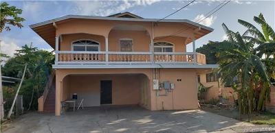 Waipahu Single Family Home In Escrow Showing: 94-242 Pupukoae Street