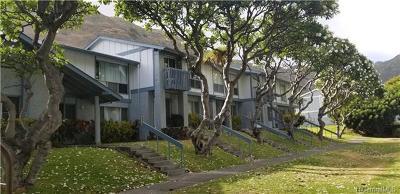 Honolulu County Condo/Townhouse For Sale: 1131 Wainiha Street #B