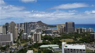 Honolulu Condo/Townhouse In Escrow Showing: 469 Ena Road #3701