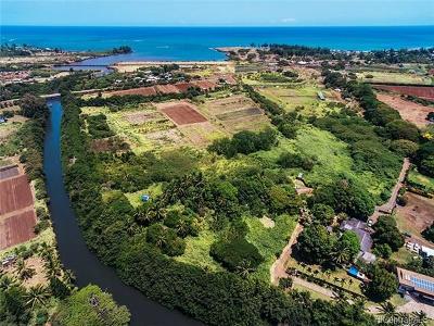 Haleiwa Residential Lots & Land For Sale: 66-341b Aukai Lane