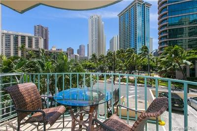 Honolulu Condo/Townhouse For Sale: 1909 Ala Wai Boulevard #210
