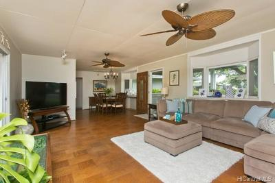 Single Family Home For Sale: 133 Kuukama Street