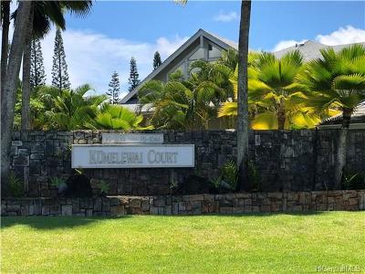 Mililani Condo/Townhouse For Sale: 95-1064 Ainamakua Drive #G 143