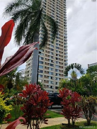 Pearl City Condo/Townhouse In Escrow Showing: 1060 Kamehameha Highway #2502B