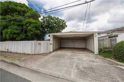 Honolulu Single Family Home For Sale: 128 Kuliouou Road
