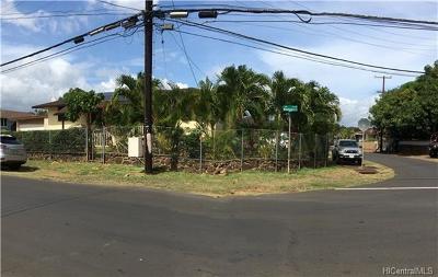 Waipahu Single Family Home For Sale: 94-159 Awamoku Street