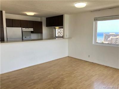 Hawaii County, Honolulu County Condo/Townhouse For Sale: 400 Hobron Lane #2302