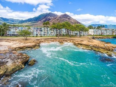 Waianae Condo/Townhouse For Sale: 85-175 Farrington Highway #A205