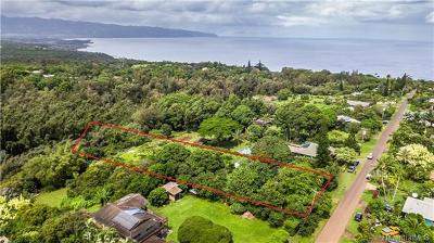 Honolulu County Residential Lots & Land For Sale: 59-439 Alapio Road