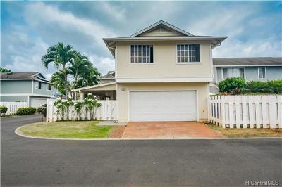 Ewa Beach Single Family Home For Sale: 91-1093 Leleoi Street #33
